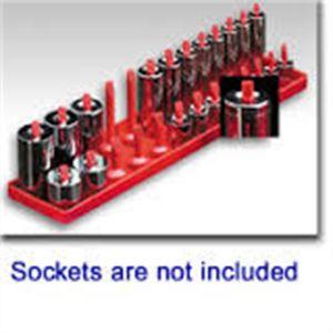 Hansen Global 3/8 in. Drive Metric Socket Holder