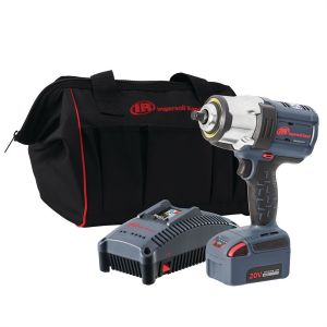 Impact Wrench 1/2 in. Drive IQV20 High Torque w/ (1) Battery Kit