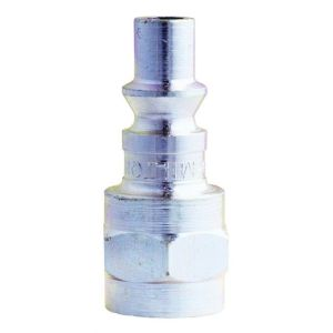 "1/4"" NPT Female A-Style Plug"