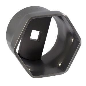 4 in. 3/4 in. Drive 6-Point Wheel Bearing Locknut Socket