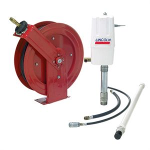 5:1 Oil Pump, Reel, Meter PKG