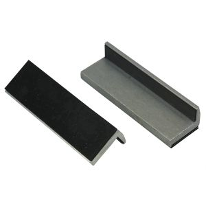 Rubber Faced Vise Jaw Pads
