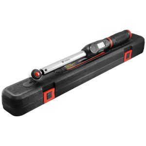 """1/2"""" Drive Digital 19-1/16 Torque Wrench, 29.5-147.5 ft./lbs"""