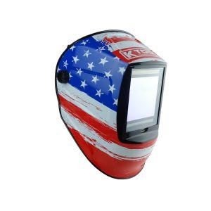 Welding Helmet Patriotic Design