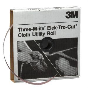 """3M Cloth Utility Roll, 1"""" x 50 yd."""