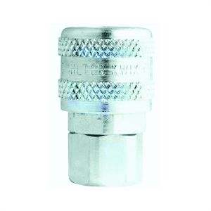 1/4in. Female A Style Coupler
