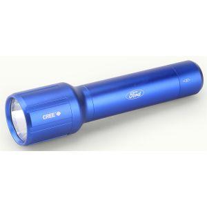 Ford Tools Aluminum LED 200 Lumens Flashlight