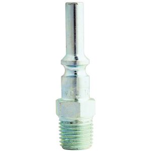 """1/4"""" NPT Male L Style Coupler 2 Pack"""