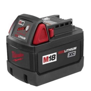 Milwaukee Milwaukee M18 REDLITHIUM 18V XC Extended Capacity Battery