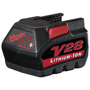 Milwaukee M28 28-Volt Lith-Ion XC Extended Capacity Battery-Pack 3.0 Ah