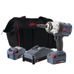 Impact Wrench 1/2IN IQV20 High Torque 2IN Ext - 2-Bat Kit
