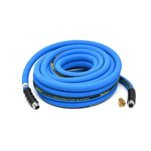 BluBird Pro 3/4 in. x 50 ft. Rubber Air Hose