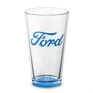 Genuine Ford 16 fl. oz. Pub Pint Glass, Berr Glass