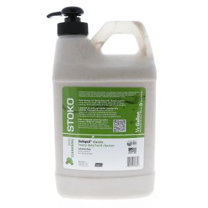 Stoko Solopol Solvent-Free Hand Cleaner (1/2 Gallon Pump Top)