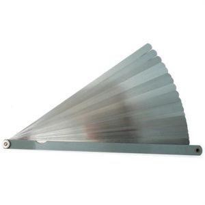 Feeler Gauge Set - 25 Blade Extra Long