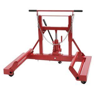 Sunex Tools 1500 lb. Capacity Hydraulic Wheel Dolly