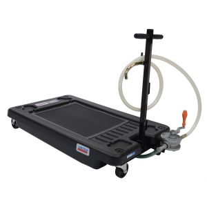 Low Profile Truck Drain with Manual Pump