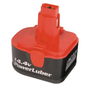 14.4 Volt NiCd Rechargeable Battery for PowerLuber