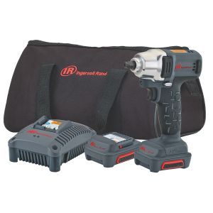 IQv12 3/8 in. Drive Cordless Impactool Kit