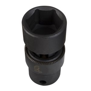 3/8 in. Drive 6-Point Universal Impact Socket 12mm