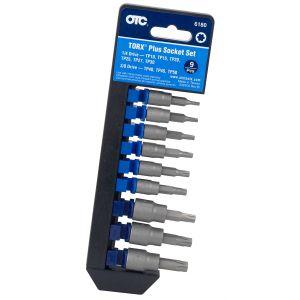 9 Piece Torx Plus Bit Socket Set