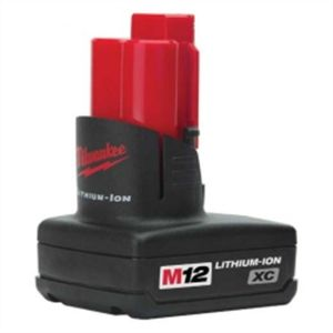 Milwaukee M12 Lith-Ion XC Battery-Pack (EA)