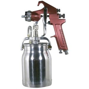 Gun 1.8mm Siphon Feed Primer with 1 Qt. Aluminum Cup
