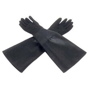 "24"" x 6"" Cloth Lined Sandblasting Gloves"