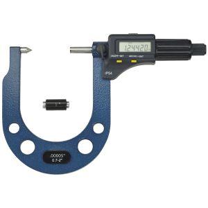 Electronic Extended Range Disc Brake Micrometer