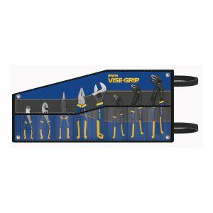 Vise-Grip 8-Piece GrooveLock/ProPliers Kit Bag Set