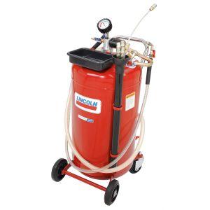 Used Fluid Evacuator, 25 Gallon