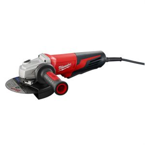 Milwaukee 13-Amp 6 in. Small Angle Grinder Paddle, No-Lock