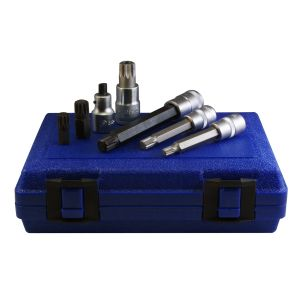7-Piece VW/Porsche 12 Point Socket/Bit Set
