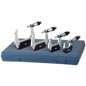 0-100mm Outside Metric Micrometer Set