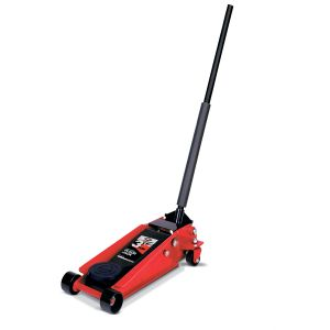 3-1/2 Ton Professional Heavy Duty Double-Pumper Floor Jack