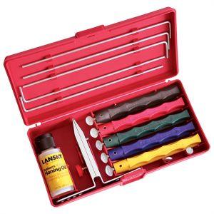 Deluxe Knife Sharpening System Kit