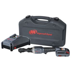 3/8 in. 20V Cordless Ratchet Wrench with Charger and (1) Li-ion 2.5 Ah Battery