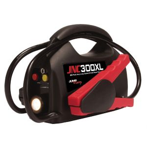 Jump-N-Carry Ultra-Portable Jump Starter with Flashlight - 900 Peak Amps