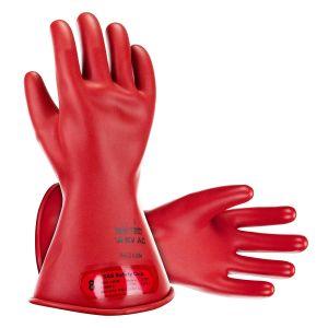 Class 0 Electric Service Gloves, XL (1 pr.)