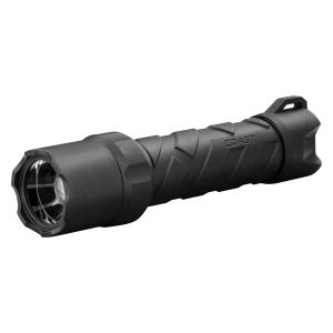 PolySteel 600R Rechargeable Flashlight - Black