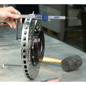 """16""""/400mm Extended Range Drum and Rotor Kit with Xtra-Value Caliper"""